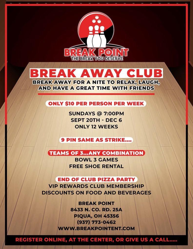 Break Away Club
