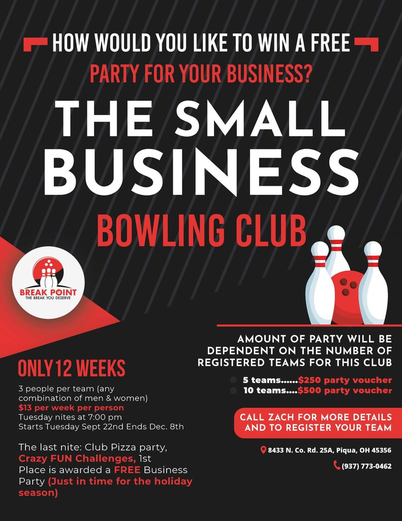 The Small Business Bowling Club