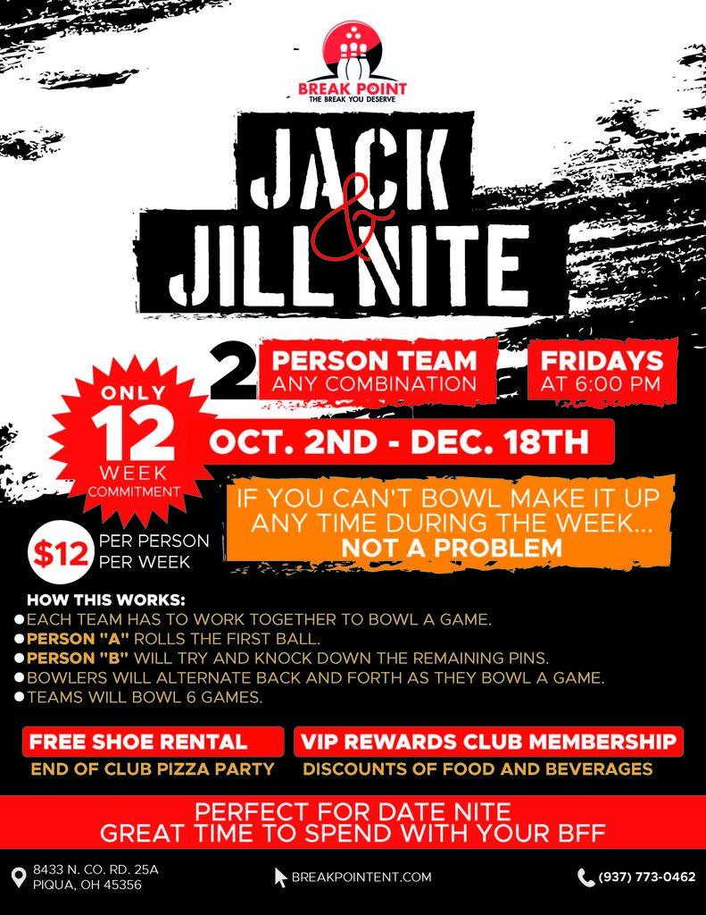 Jack & Jill Nite