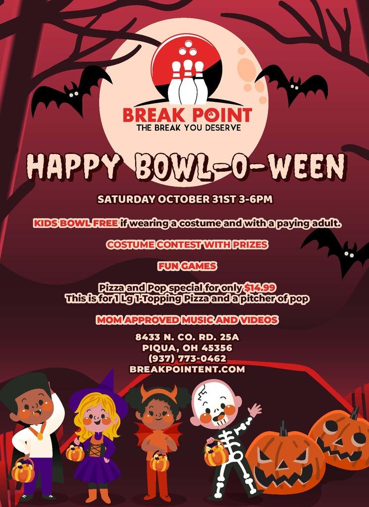 Happy Bowl-O-Ween