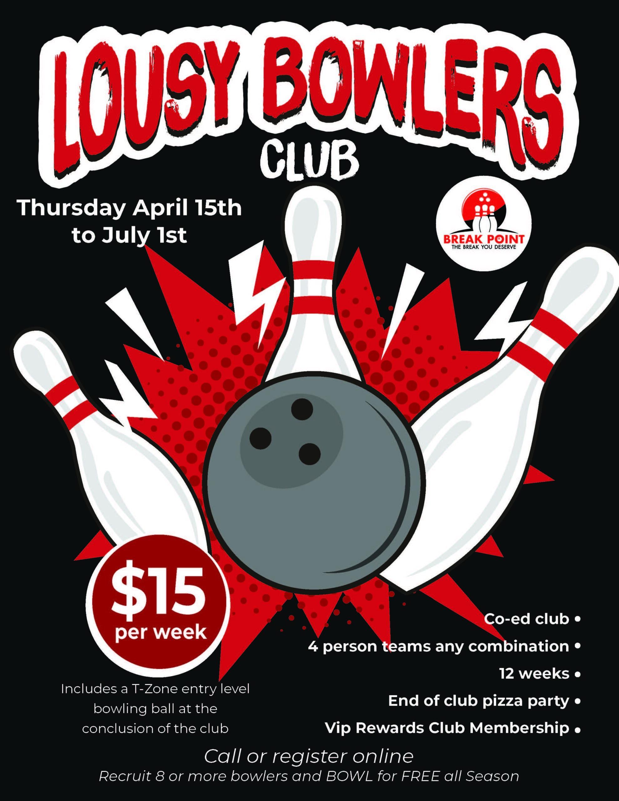 Lousy Bowlers Club