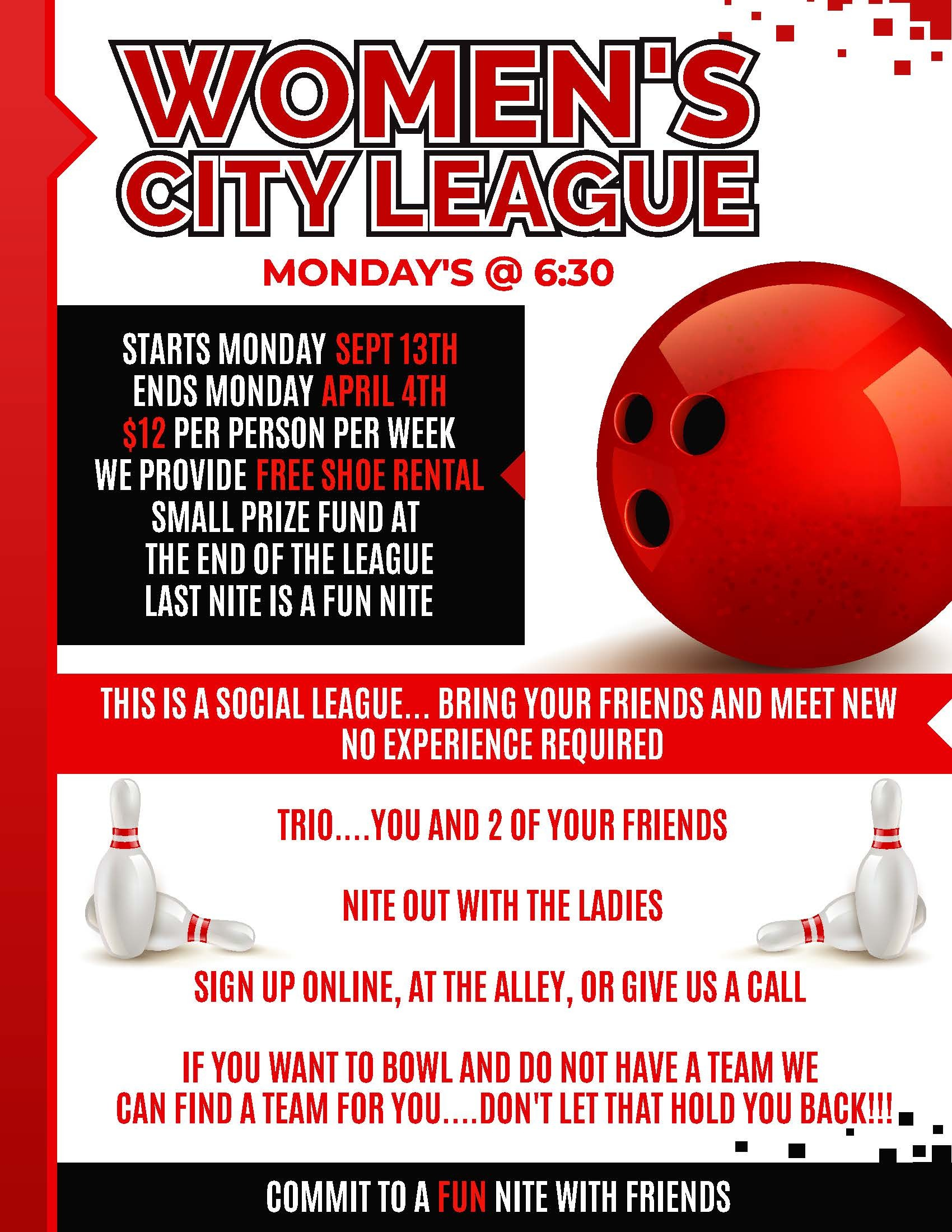 Women's League
